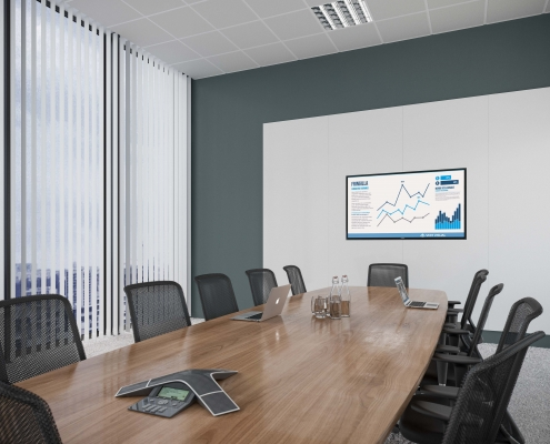 Whiteboard TouchScreen